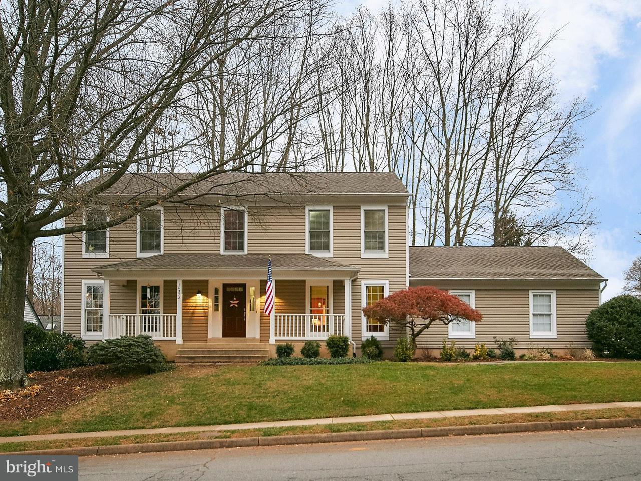 Single Family Home for Sale at 10372 STEAMBOAT LANDING Lane 10372 STEAMBOAT LANDING Lane Burke, Virginia 22015 United States