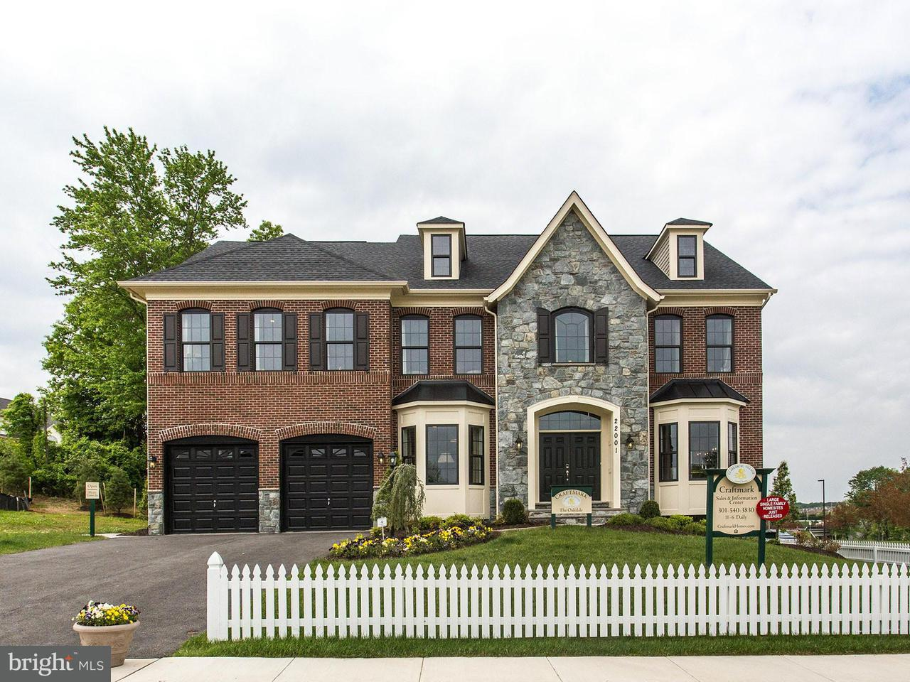 Villa per Vendita alle ore 22001 WINDING WOODS WAY 22001 WINDING WOODS WAY Clarksburg, Maryland 20871 Stati Uniti