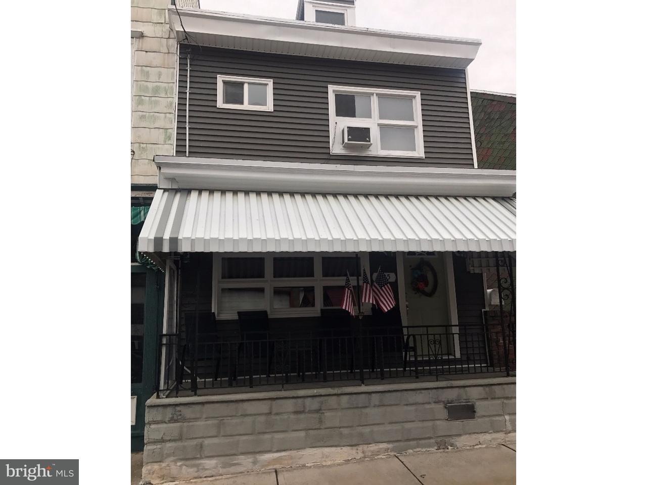 Casa unifamiliar adosada (Townhouse) por un Venta en 305 E PINE Street Mahanoy City, Pennsylvania 17948 Estados Unidos