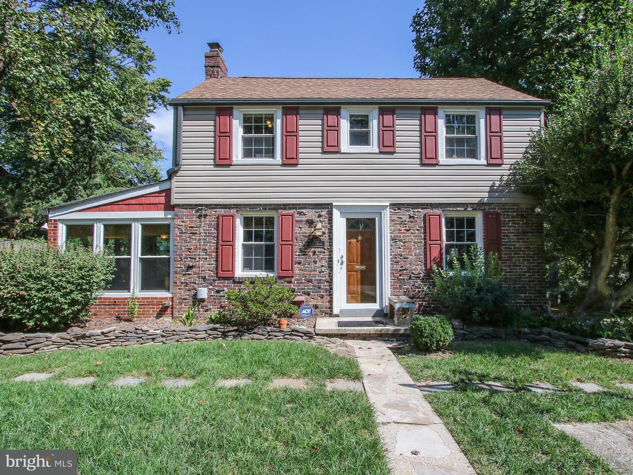 Villa per Vendita alle ore 702 AUBURN Avenue 702 AUBURN Avenue Takoma Park, Maryland 20912 Stati Uniti