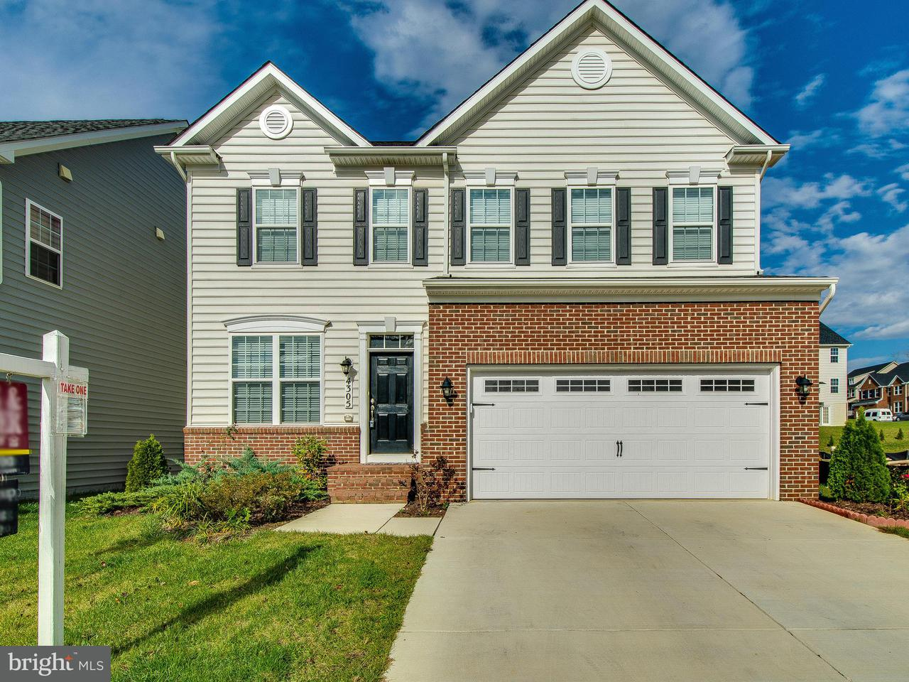 Single Family Home for Sale at 4305 CAMLEY WAY 4305 CAMLEY WAY Burtonsville, Maryland 20866 United States
