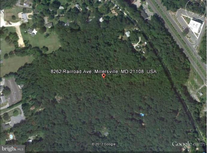 토지 용 매매 에 8262 RAILROAD Avenue 8262 RAILROAD Avenue Millersville, 메릴랜드 21108 미국