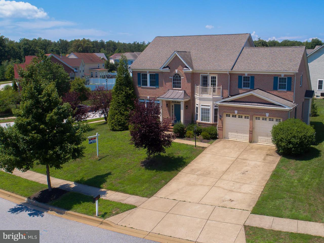 Single Family Home for Sale at 17211 SUMMERWOOD Lane 17211 SUMMERWOOD Lane Accokeek, Maryland 20607 United States