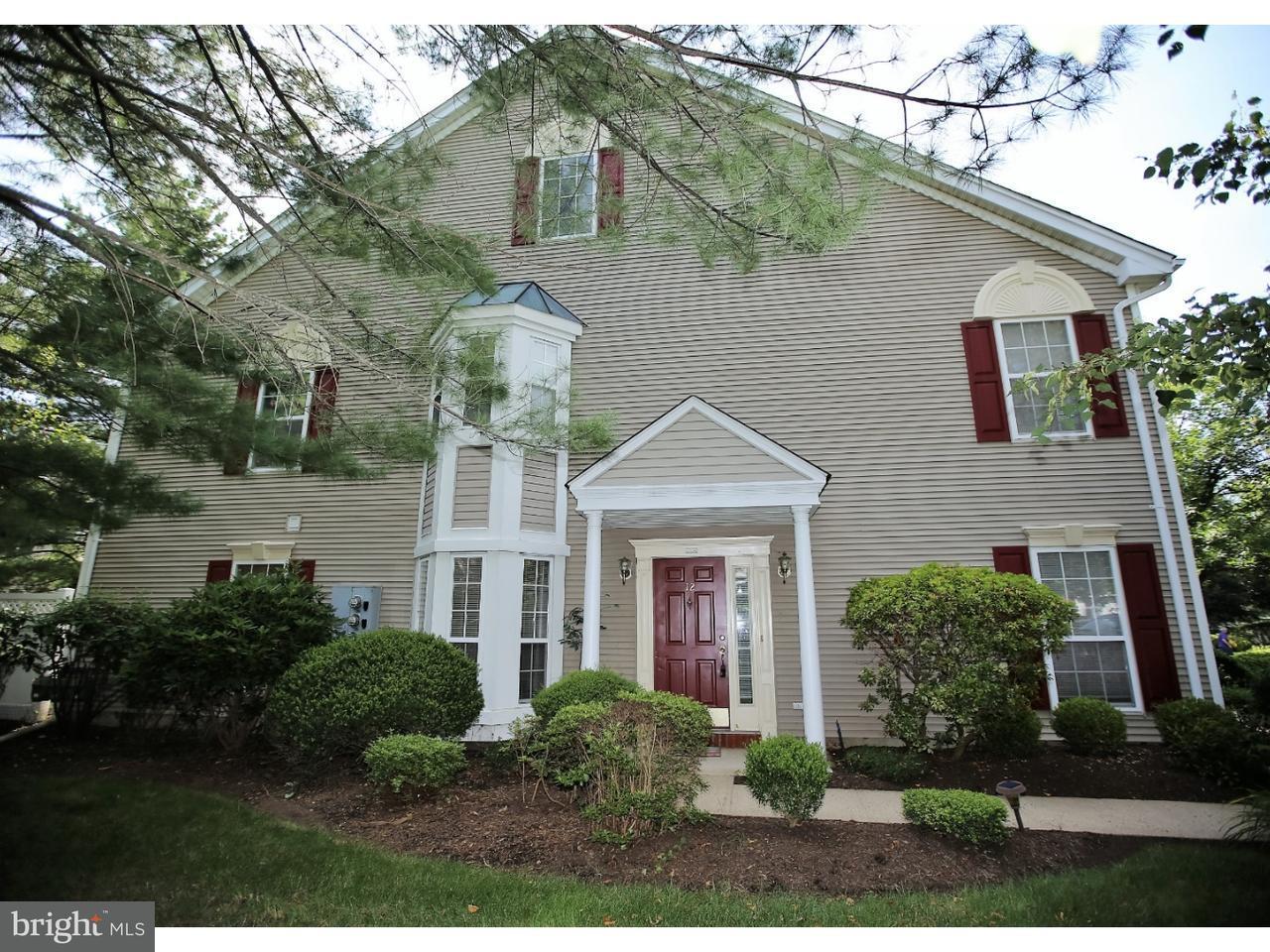 Maison accolée pour l à louer à 12 LEE Court Plainsboro, New Jersey 08536 États-UnisDans/Autour: Plainsboro Township