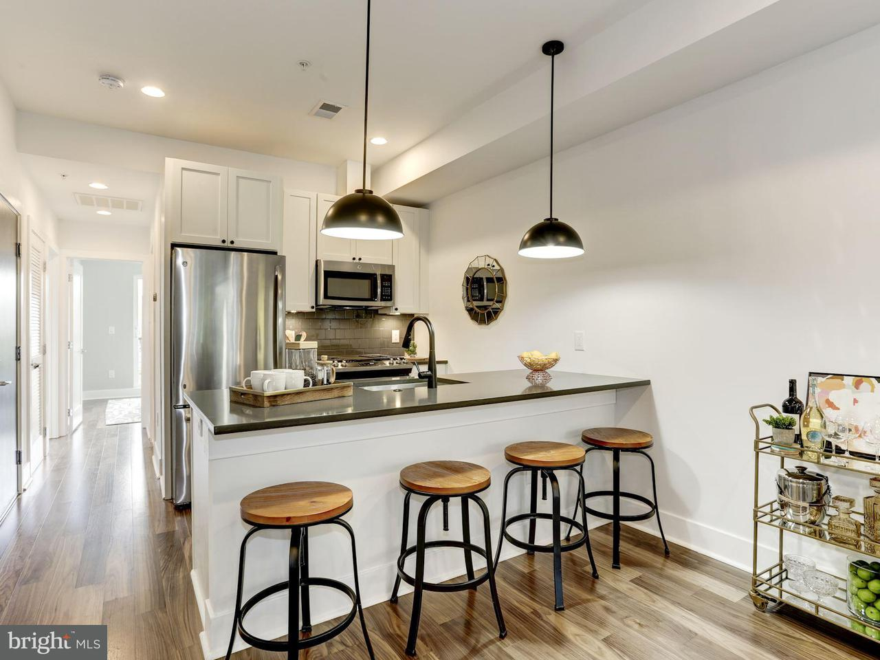 Single Family Home for Sale at 11 15TH ST NE #5 11 15TH ST NE #5 Washington, District Of Columbia 20002 United States