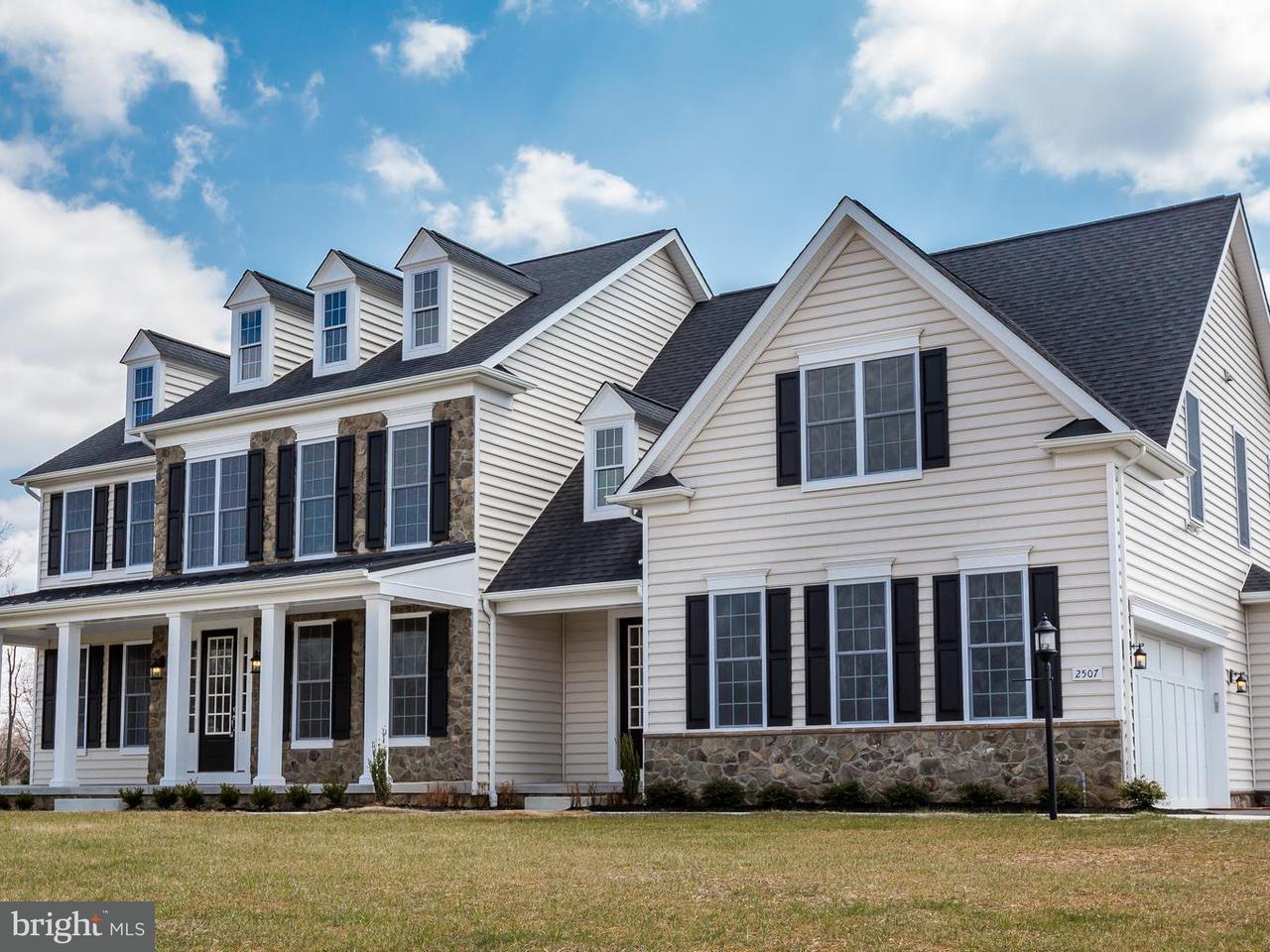 Частный односемейный дом для того Продажа на 2507 Deer Meadow Court 2507 Deer Meadow Court Reisterstown, Мэриленд 21136 Соединенные Штаты