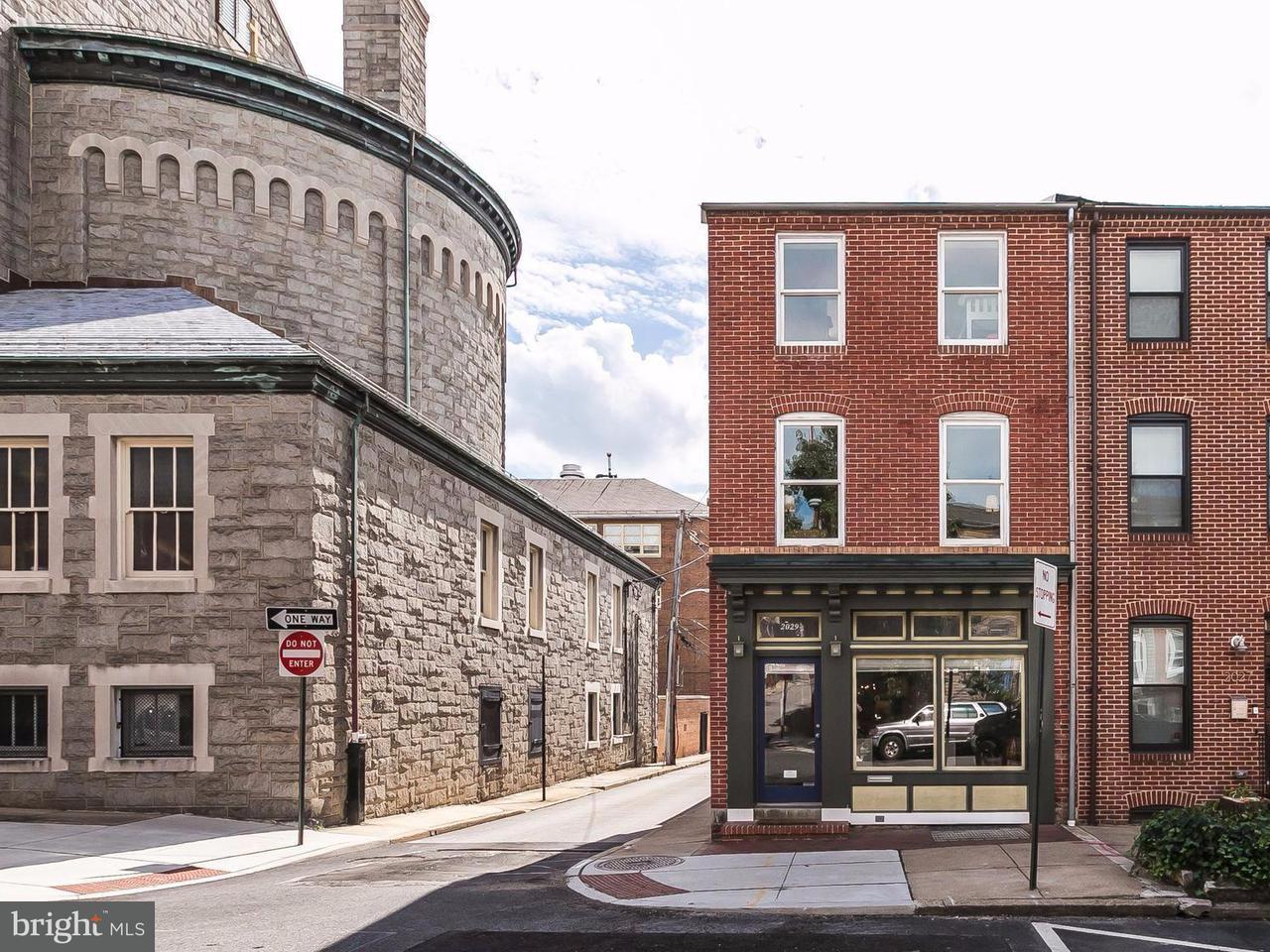 Herenhuis voor Verkoop een t 2029 BANK Street 2029 BANK Street Baltimore, Maryland 21231 Verenigde Staten