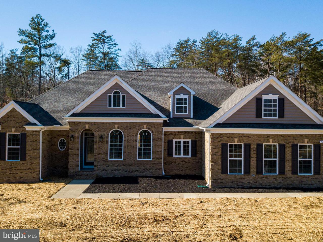 Частный односемейный дом для того Продажа на 7259 RUSSELL CROFT Court 7259 RUSSELL CROFT Court Port Tobacco, Мэриленд 20677 Соединенные Штаты