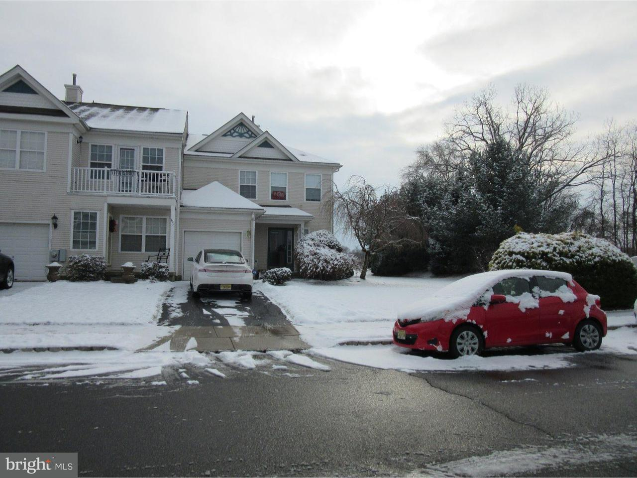 Townhouse for Rent at 115 TATTERSALL Drive Burlington, New Jersey 08016 United States