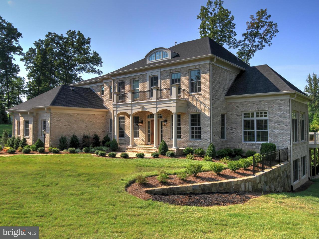 Single Family Home for Sale at 1063 AUTUMN MIST Lane 1063 AUTUMN MIST Lane Great Falls, Virginia 22066 United States