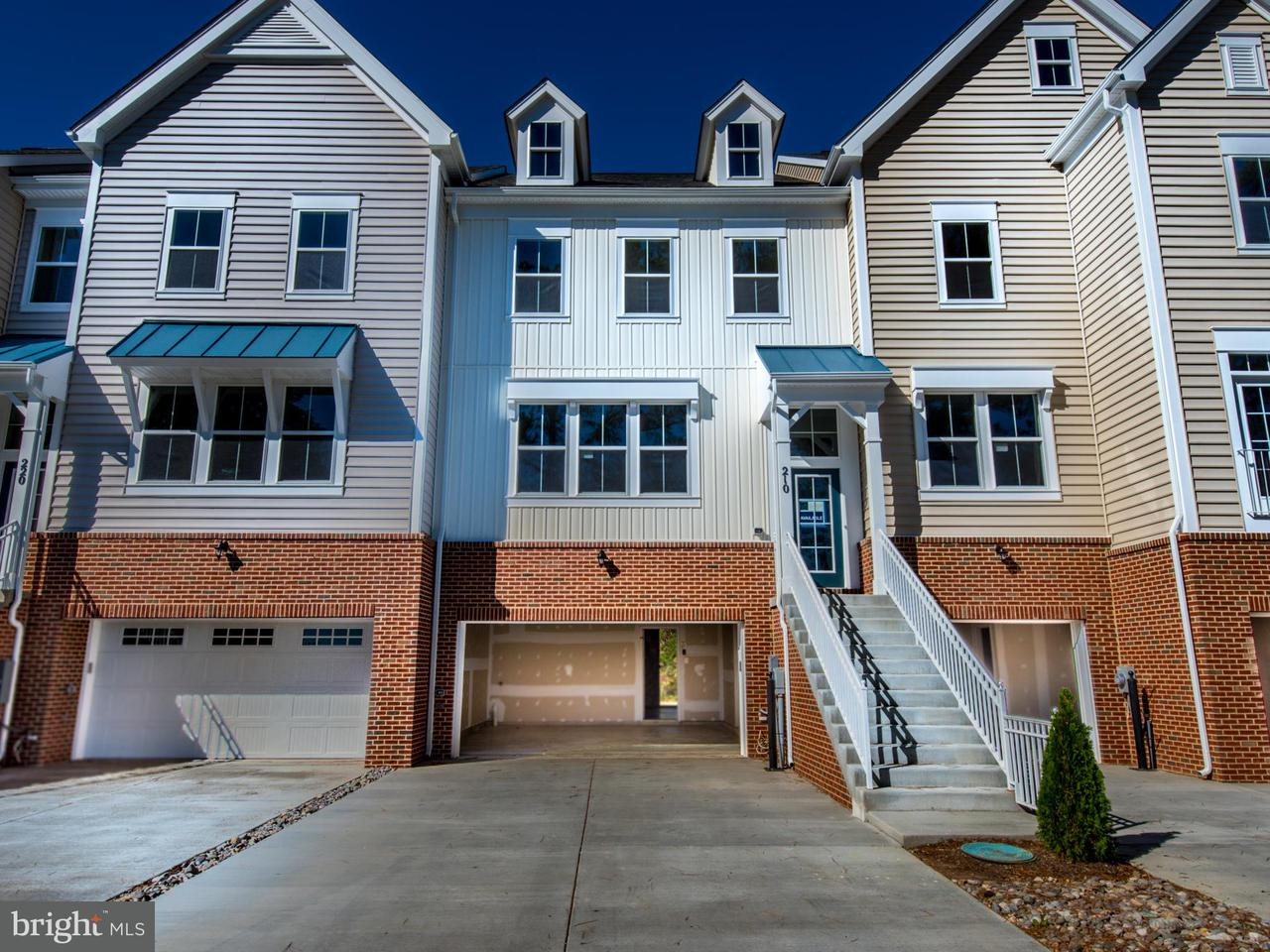 Single Family for Sale at 210 Oyster Bay Place #210 Dowell, Maryland 20629 United States