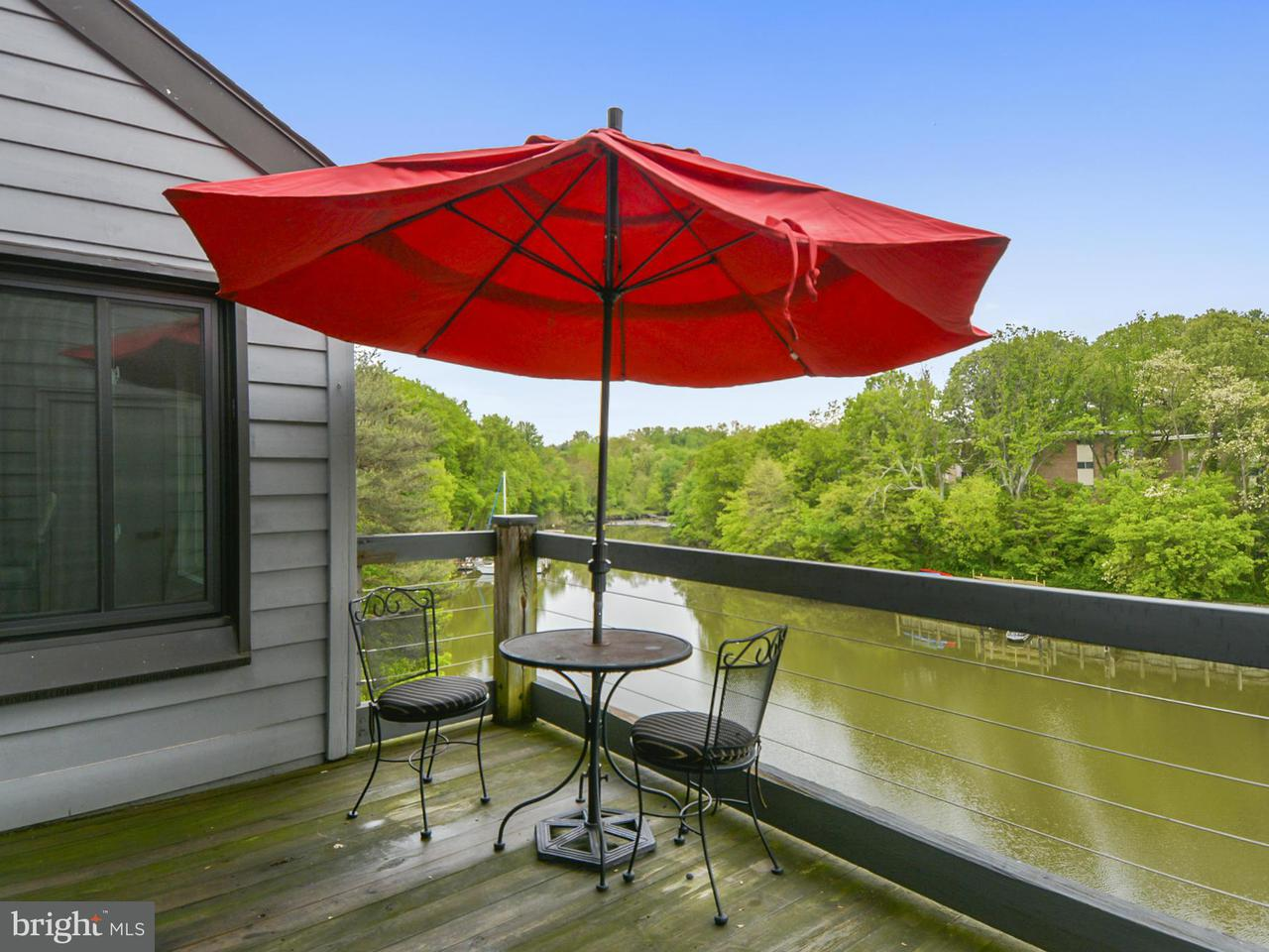 Condominium for Sale at 14 SPA CREEK LNDG #B3 14 SPA CREEK LNDG #B3 Annapolis, Maryland 21403 United States