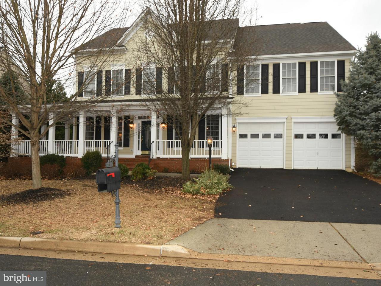 Частный односемейный дом для того Продажа на 21847 ENGLESIDE Place 21847 ENGLESIDE Place Broadlands, Виргиния 20148 Соединенные Штаты