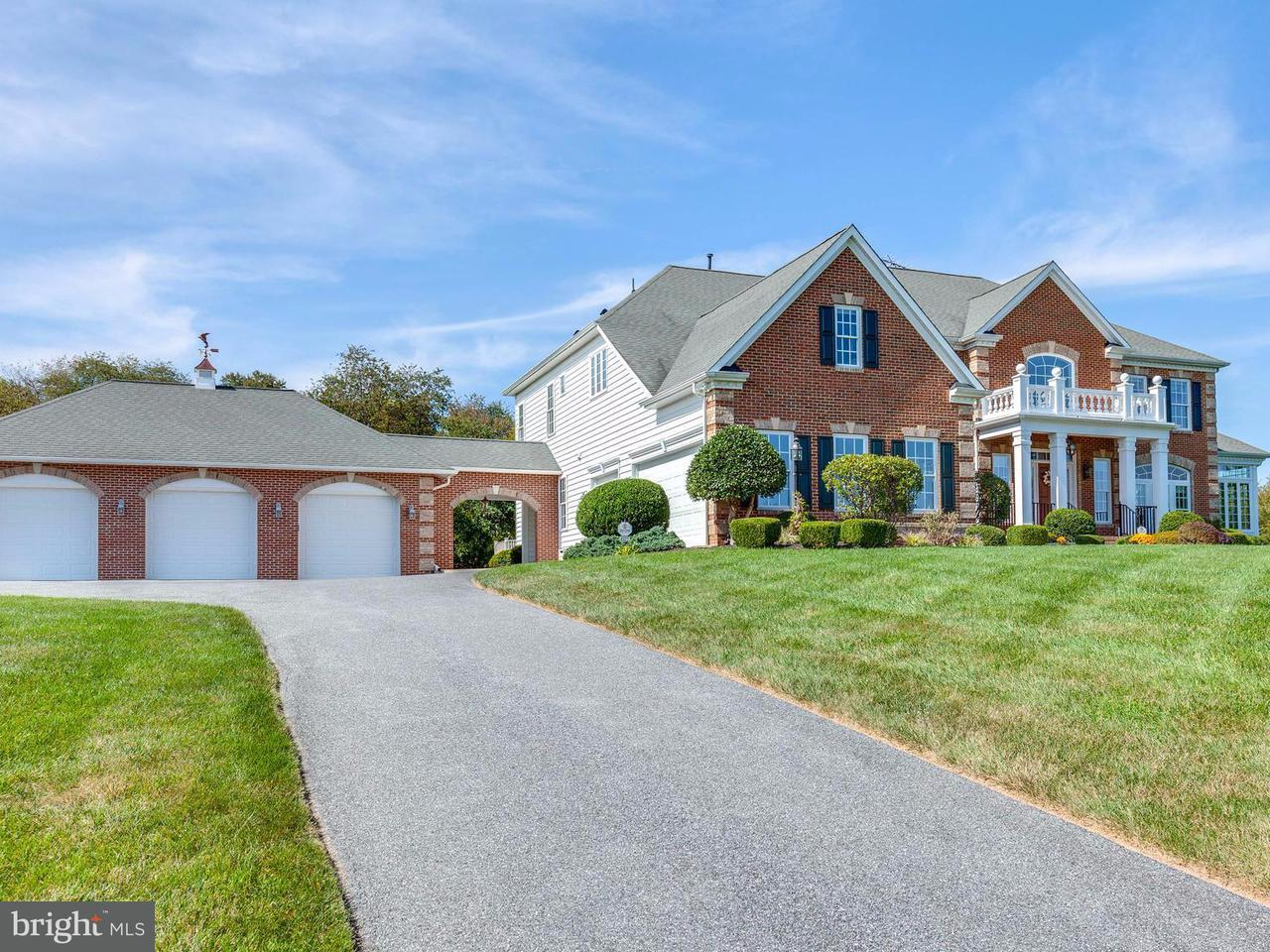 Single Family Home for Sale at 4322 LAKE FOREST Court 4322 LAKE FOREST Court Finksburg, Maryland 21048 United States