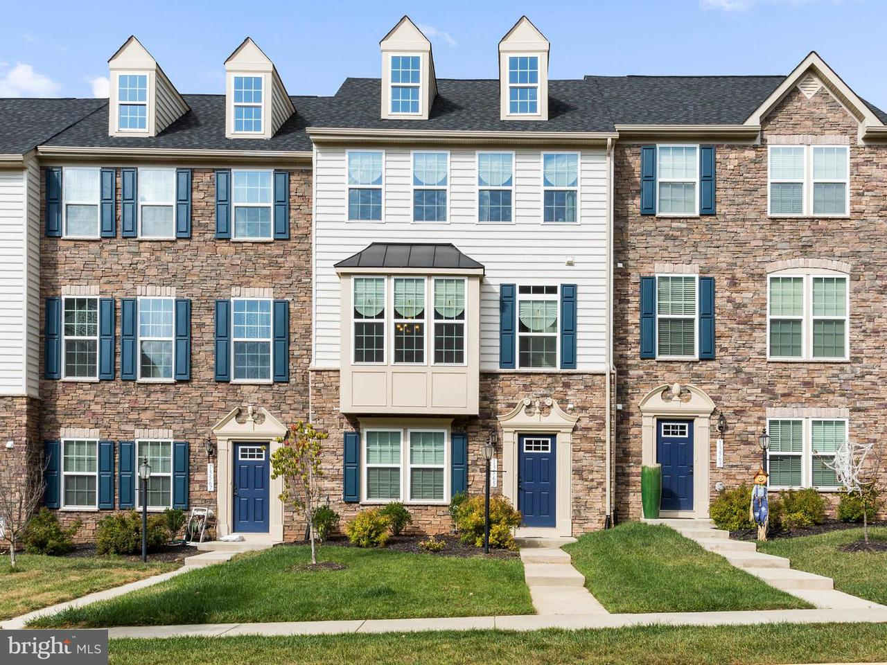 Townhouse for Sale at 13565 HANDEL Place 13565 HANDEL Place Gainesville, Virginia 20155 United States