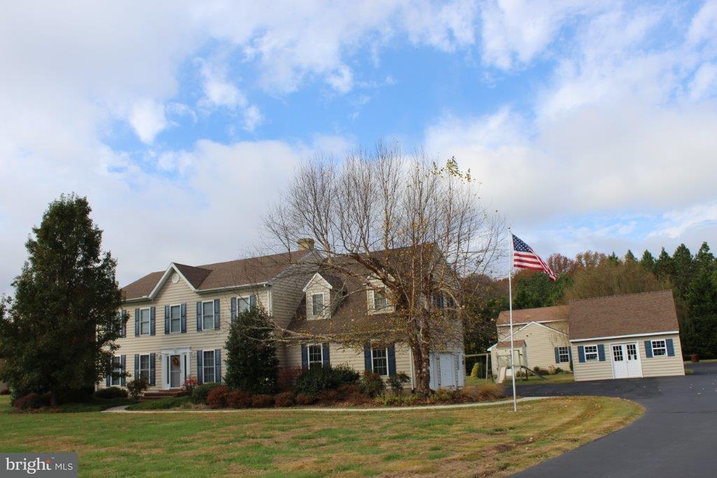 Maison unifamiliale pour l Vente à 9220 Fox Meadow Lane 9220 Fox Meadow Lane Easton, Maryland 21601 États-Unis