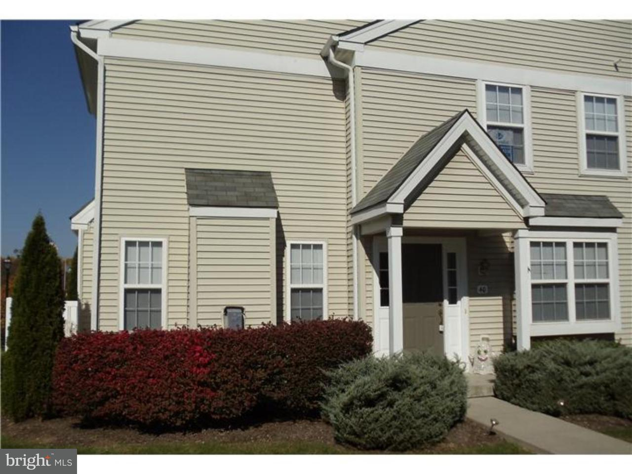 Townhouse for Rent at 40 GRANITE LN #1 Chester Springs, Pennsylvania 19425 United States