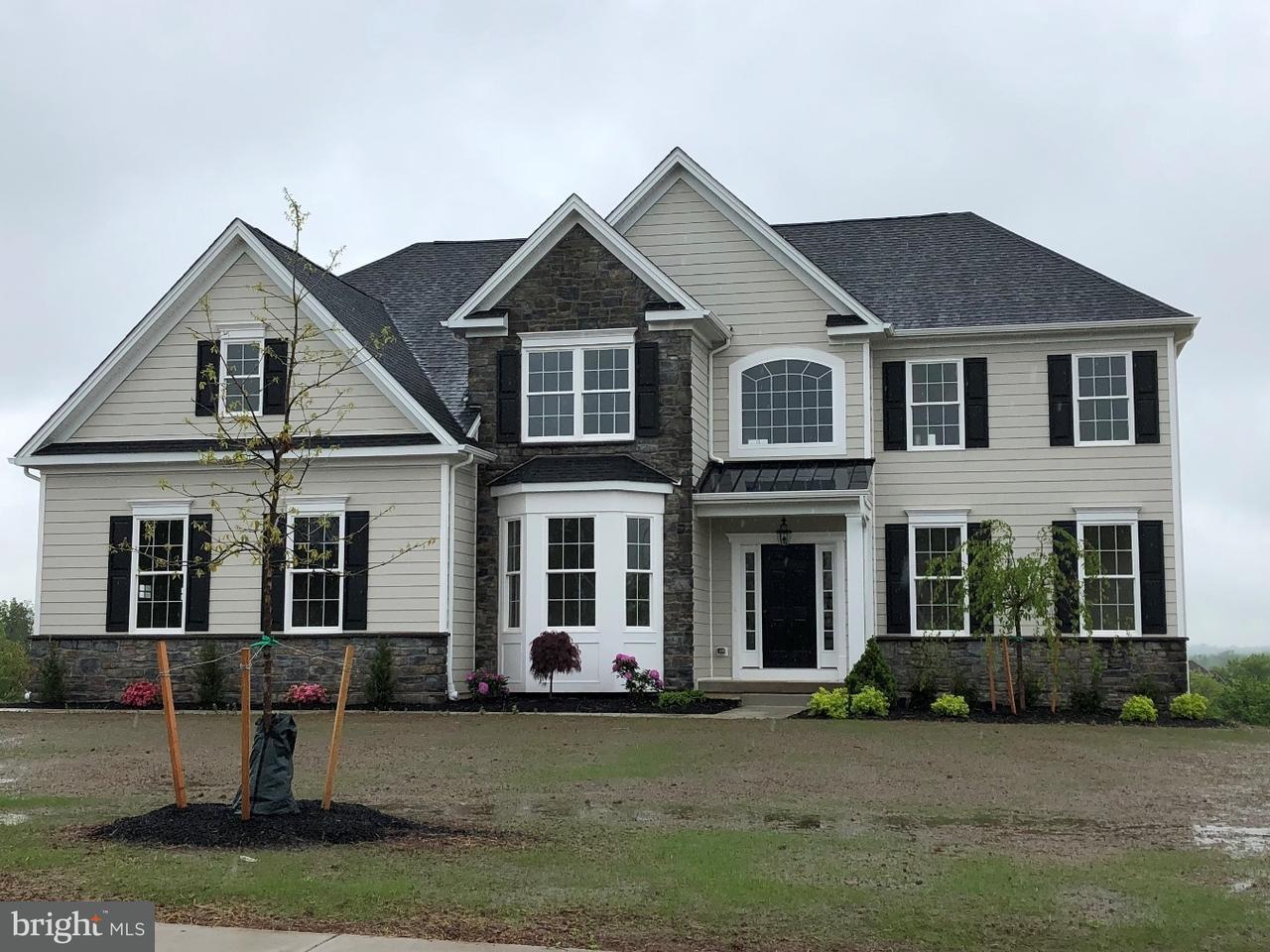 Maison unifamiliale pour l Vente à Lot 2 ALEXANDER Drive Franconia, Pennsylvanie 18969 États-Unis