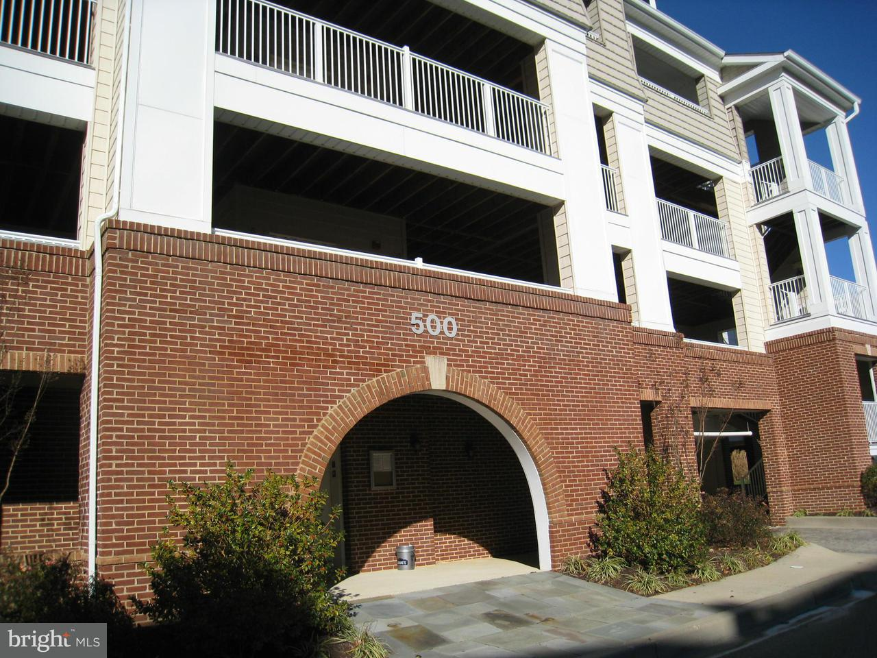 Condominium for Sale at 533 Oyster Bay Pl #402 Dowell, Maryland 20629 United States