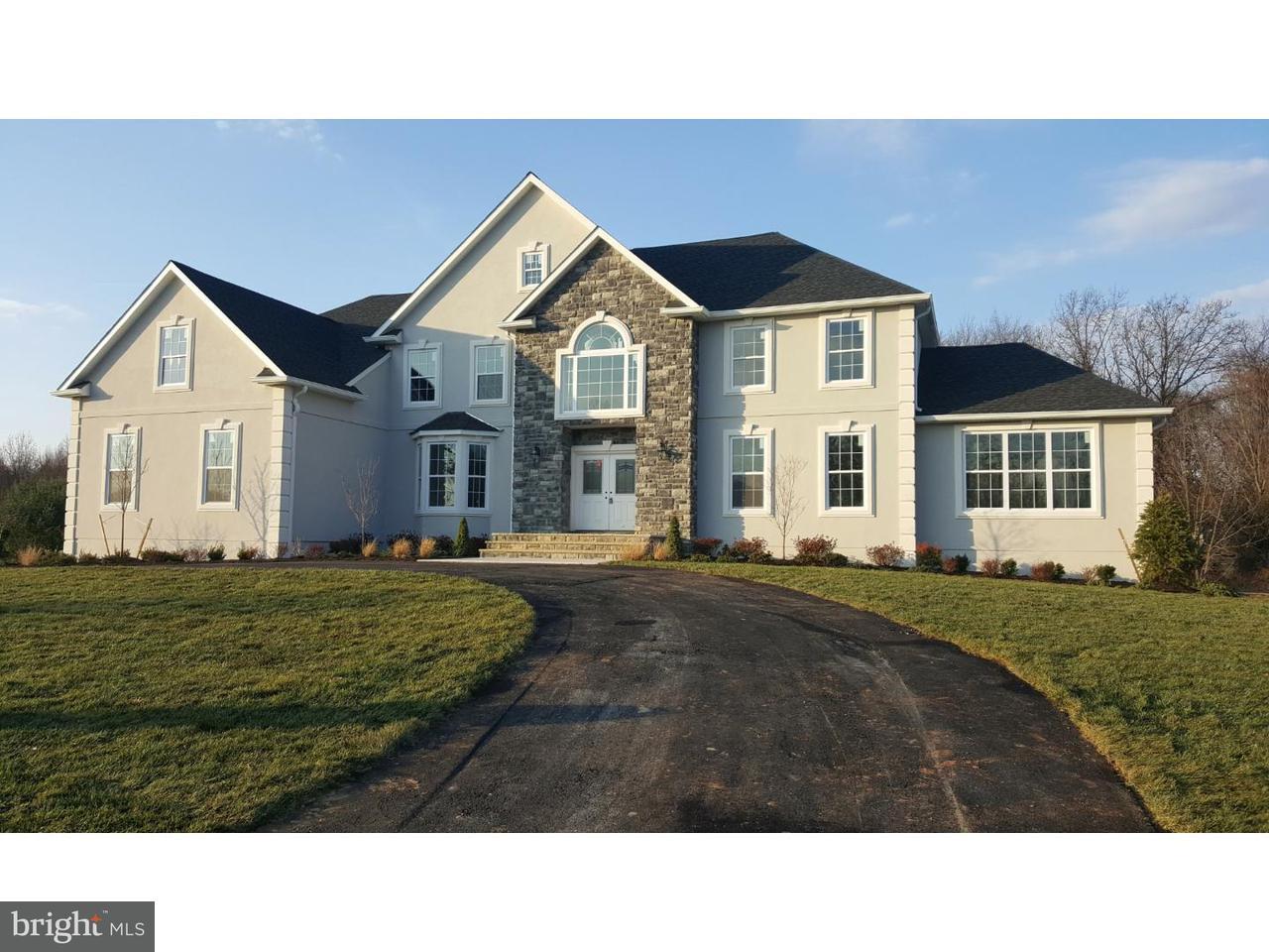 Enfamiljshus för Försäljning vid 4 HELEN Court Monroe, New Jersey 08831 UsaI/Runt: Monroe Township