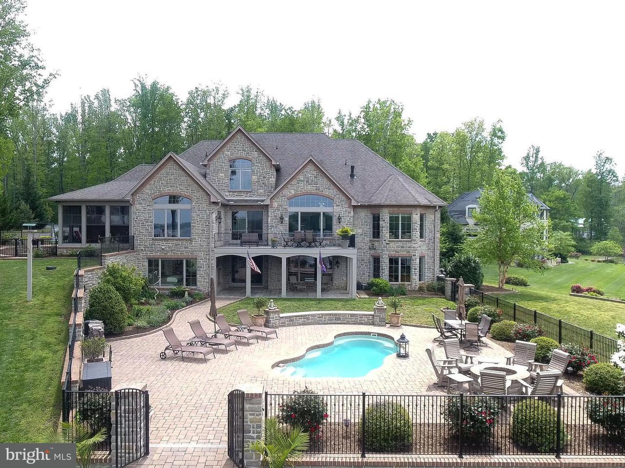 一戸建て のために 売買 アット 140 VILLAGE Drive 140 VILLAGE Drive Bumpass, バージニア 23024 アメリカ合衆国