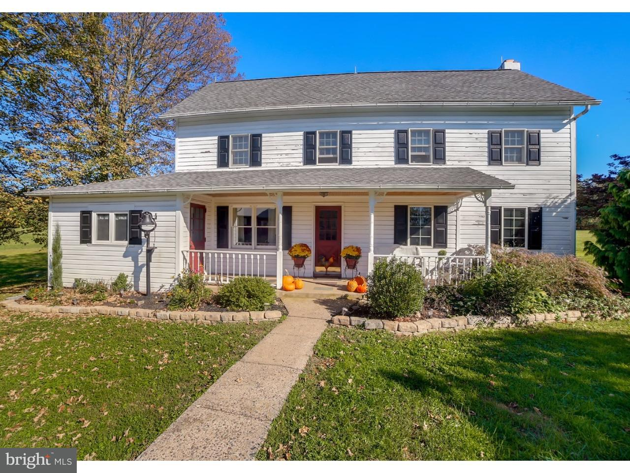 Single Family Home for Sale at 2475 KOONS Road Quakertown, Pennsylvania 18951 United States