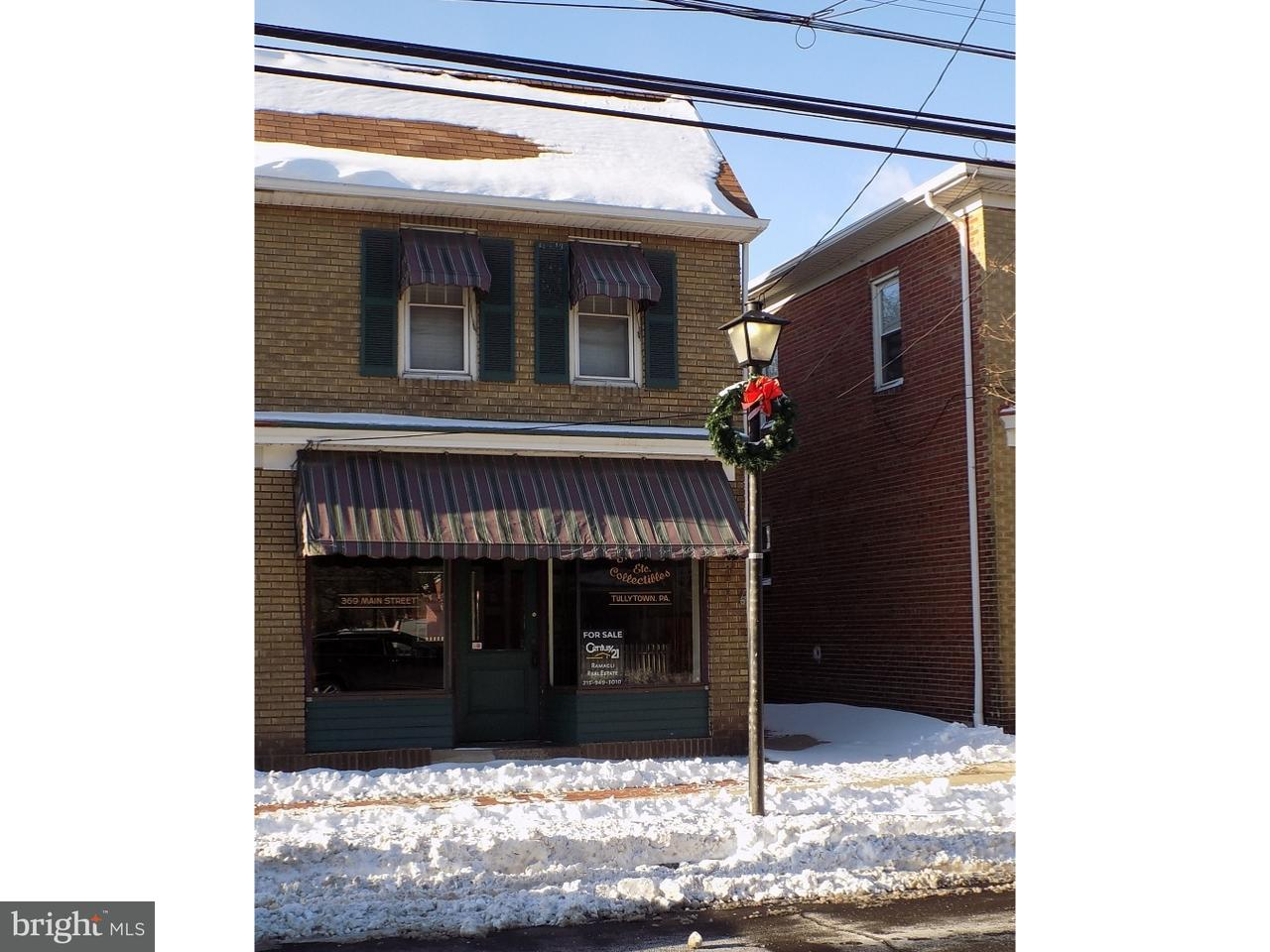 Townhouse for Sale at 369 MAIN Street Tullytown, Pennsylvania 19007 United States