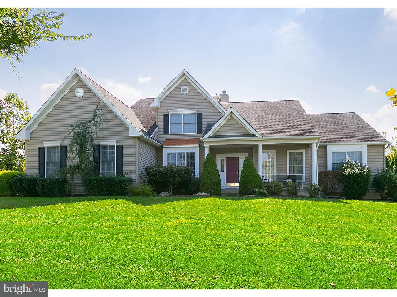 Maison unifamiliale pour l Vente à 500 VILLAGE Drive Mickleton, New Jersey 08056 États-Unis