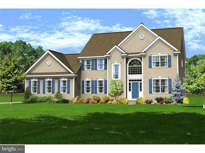 Maison unifamiliale pour l Vente à 39 PALOMINO Circle Mantua, New Jersey 08051 États-Unis