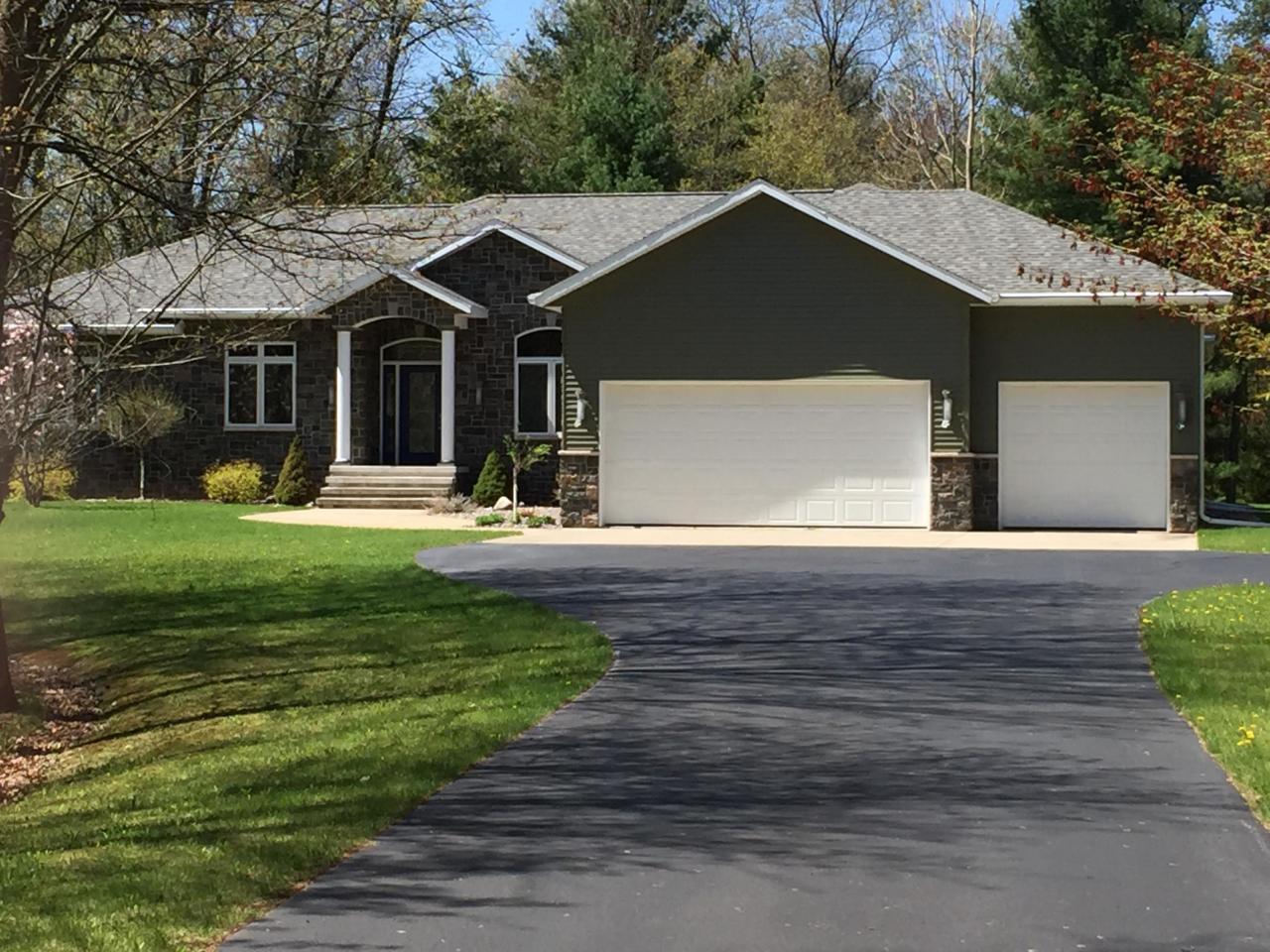 View Single-Family Home For Sale at N3223 Rustic Oak LN, Peshtigo, WI
