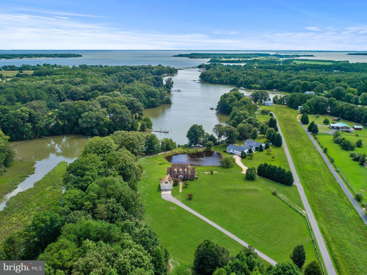 Single Family Home for Sale at 22050 MARANATHA WAY 22050 MARANATHA WAY Leonardtown, Maryland 20650 United States