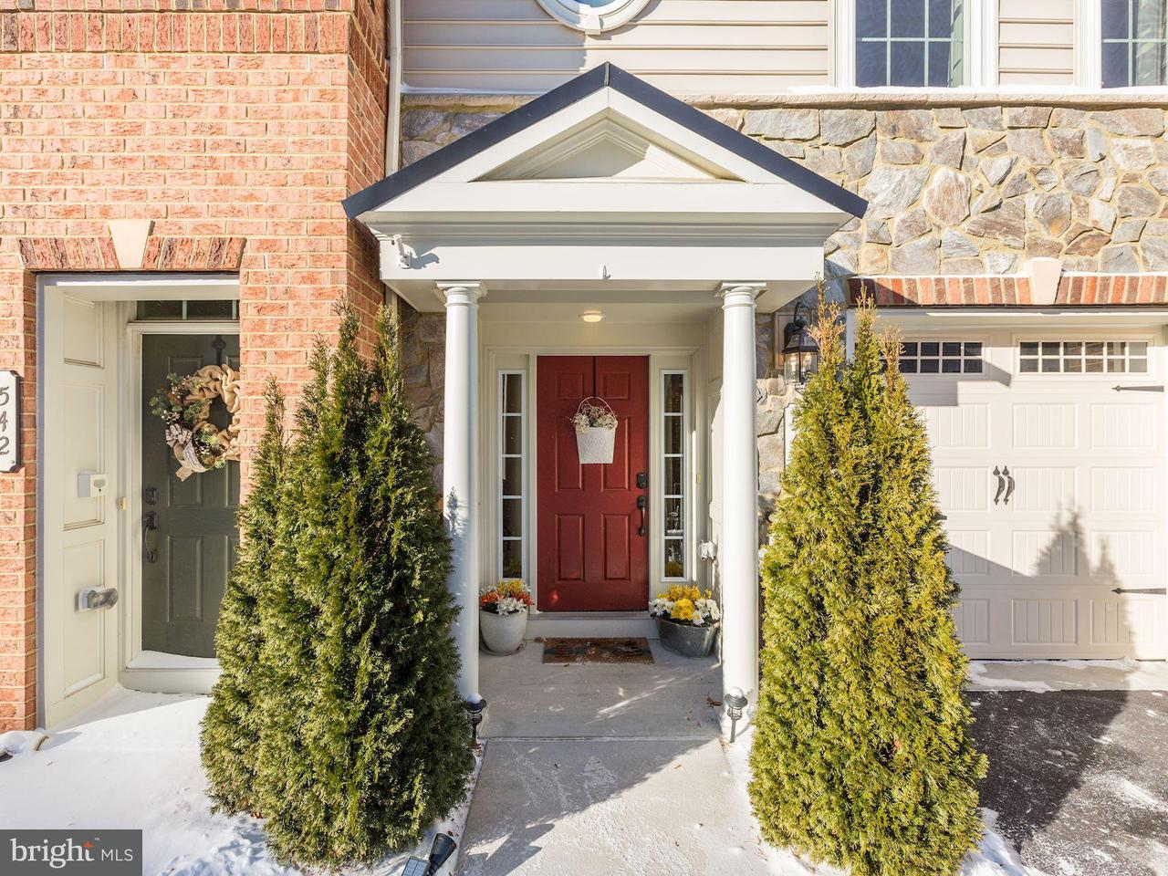 Townhouse for Sale at 544 DEEP CREEK VW 544 DEEP CREEK VW Annapolis, Maryland 21409 United States