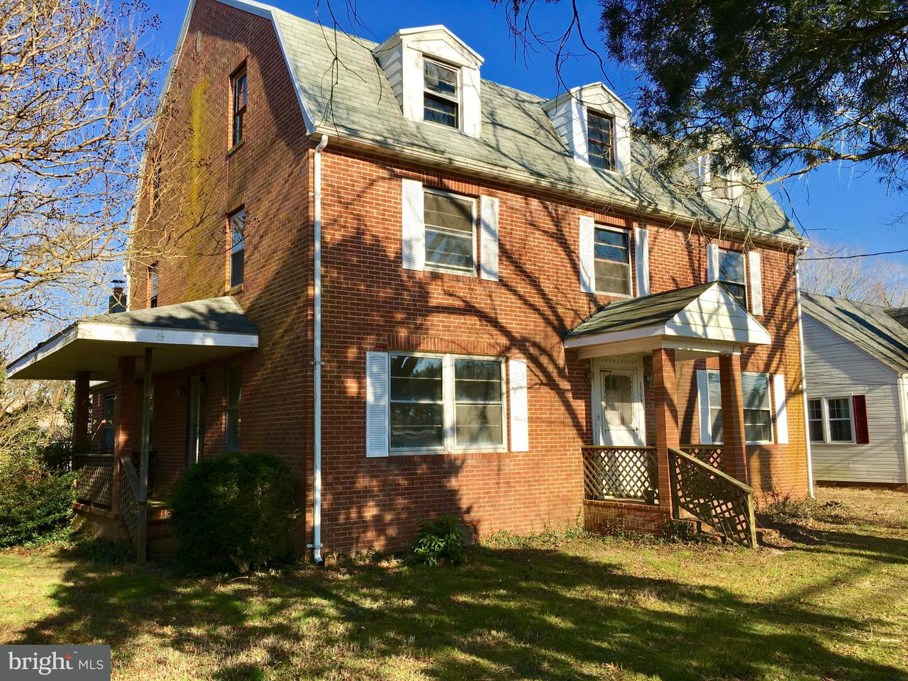 Single Family for Sale at 1503 Market St Pocomoke City, Maryland 21851 United States
