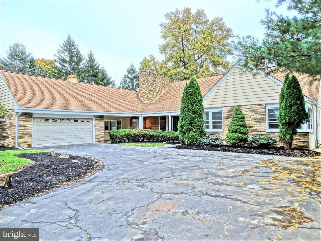 Single Family Home for Sale at 711 MARTIN Road Elkins Park, Pennsylvania 19027 United States