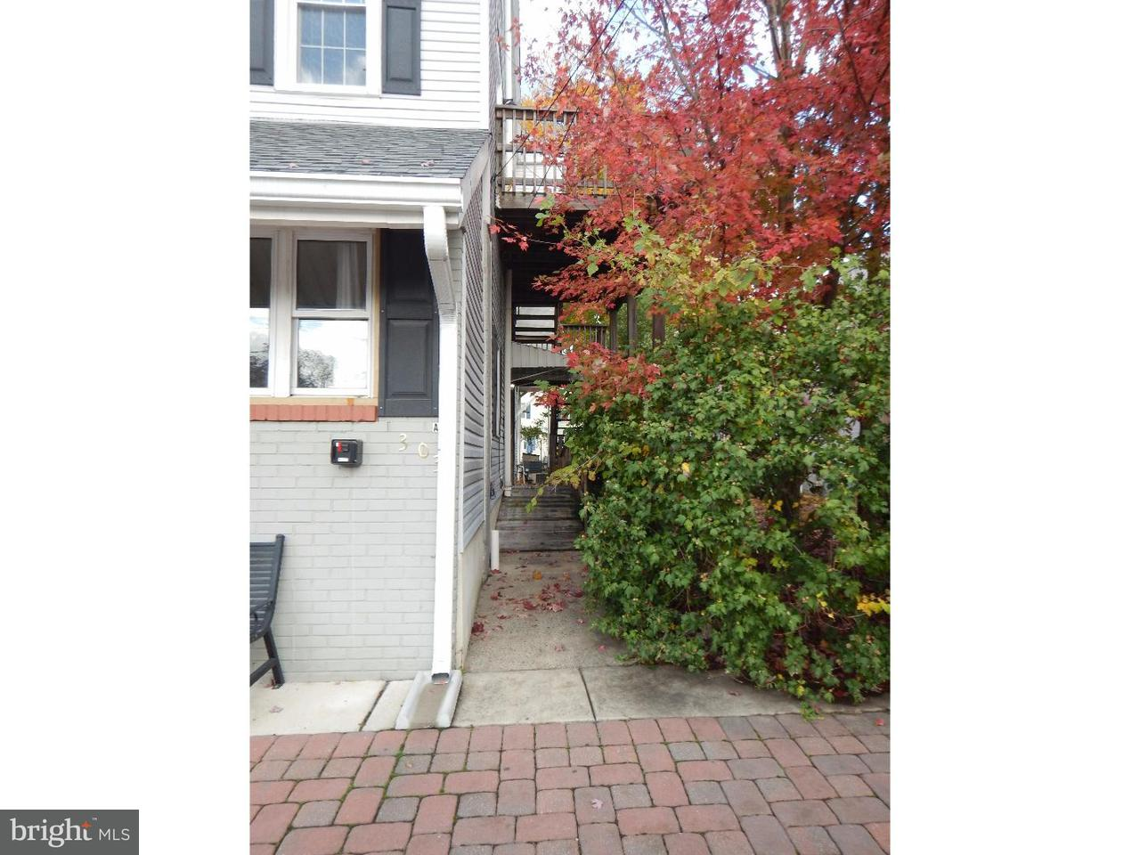 Townhouse for Rent at 301 E ATLANTIC AVE #2ND FL Audubon, New Jersey 08106 United States