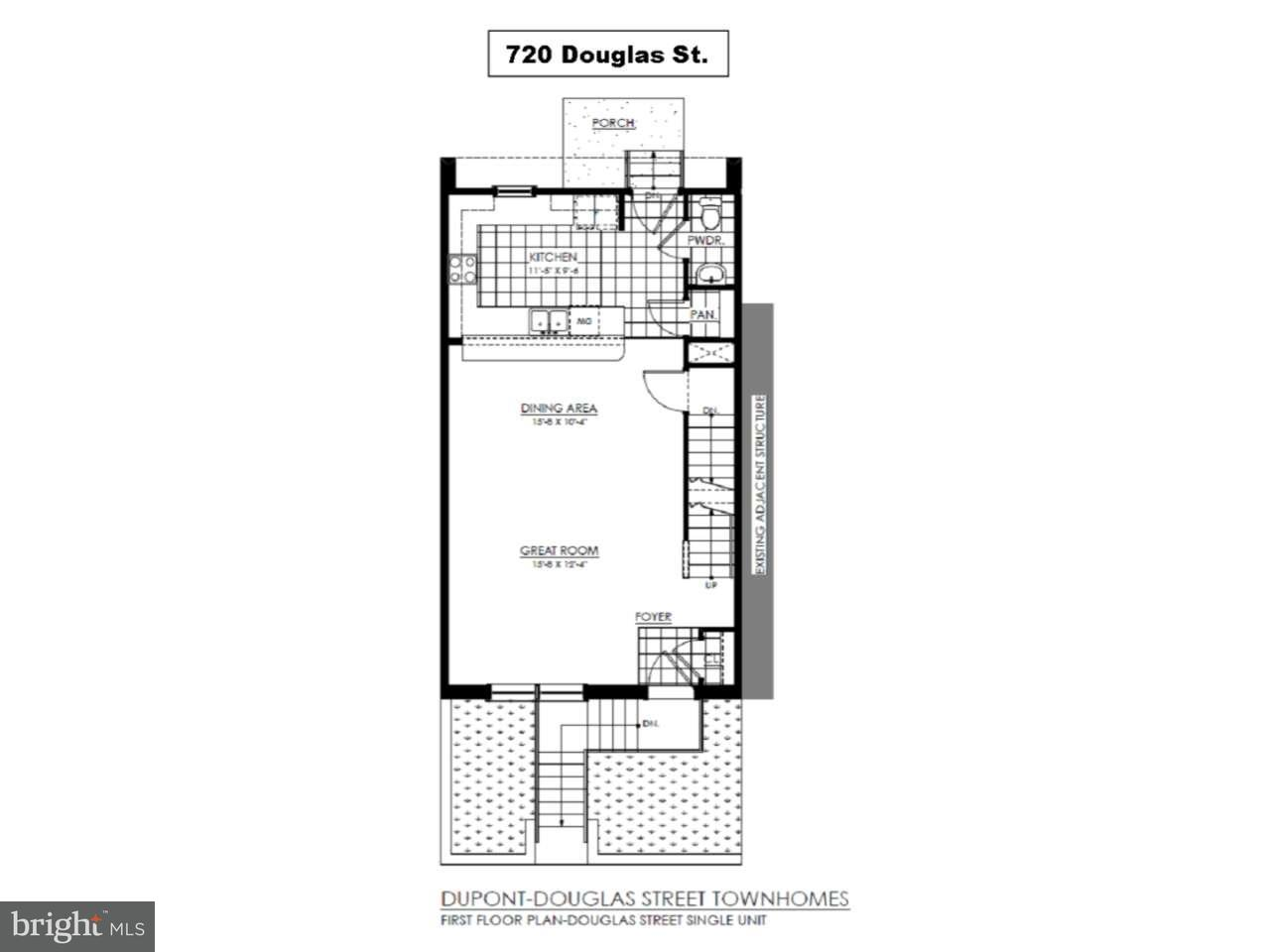 Additional photo for property listing at 720 DOUGLAS Street  威明顿市, 特拉华州 19805 美国