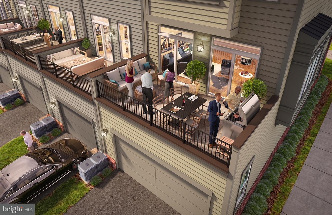 Townhouse for Sale at 23006 LAVALLETTE SQ 23006 LAVALLETTE SQ Brambleton, Virginia 20148 United States