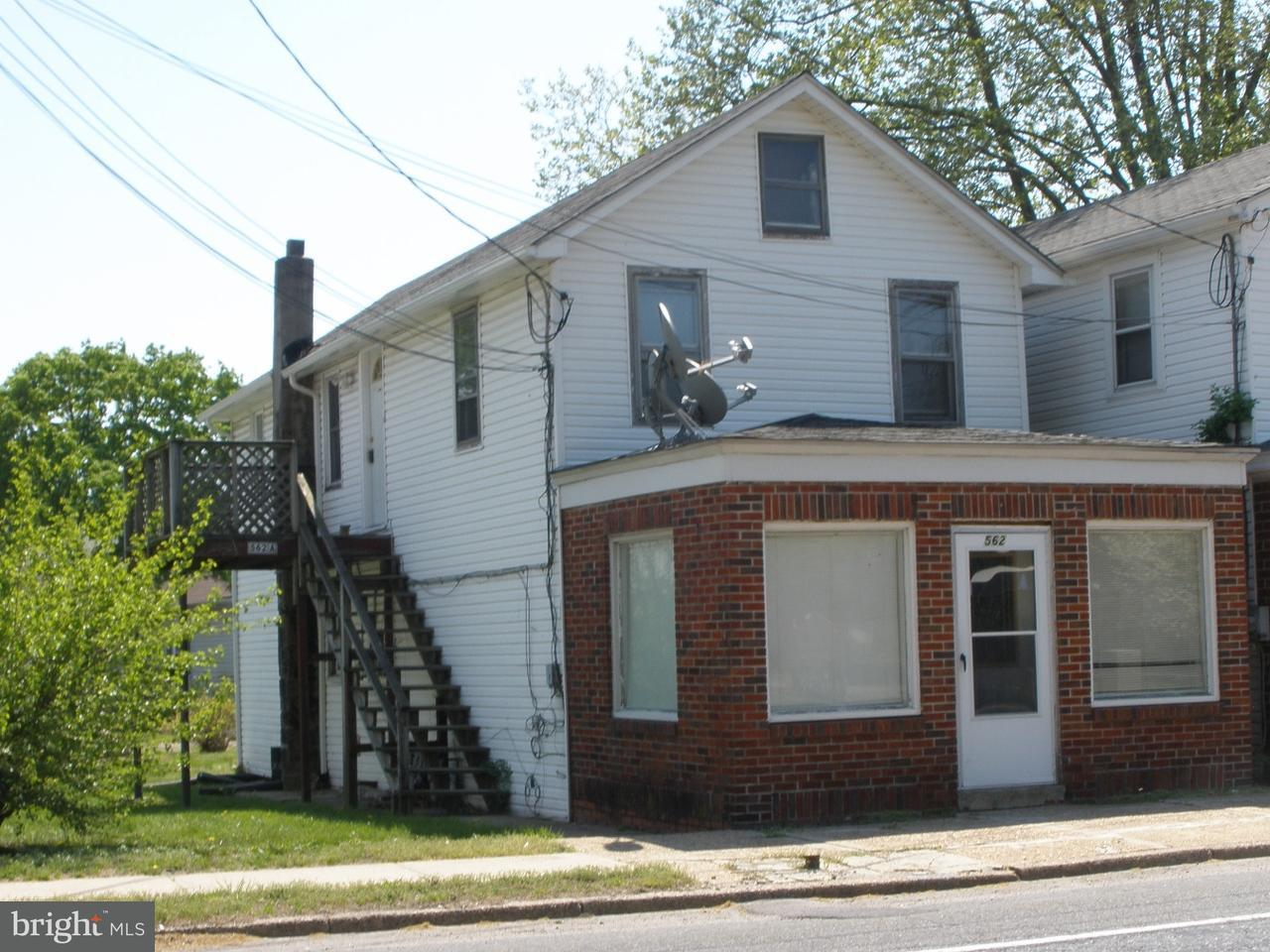 Duplex for Rent at 556-562 N BROADWAY #A Deepwater, New Jersey 08023 United States