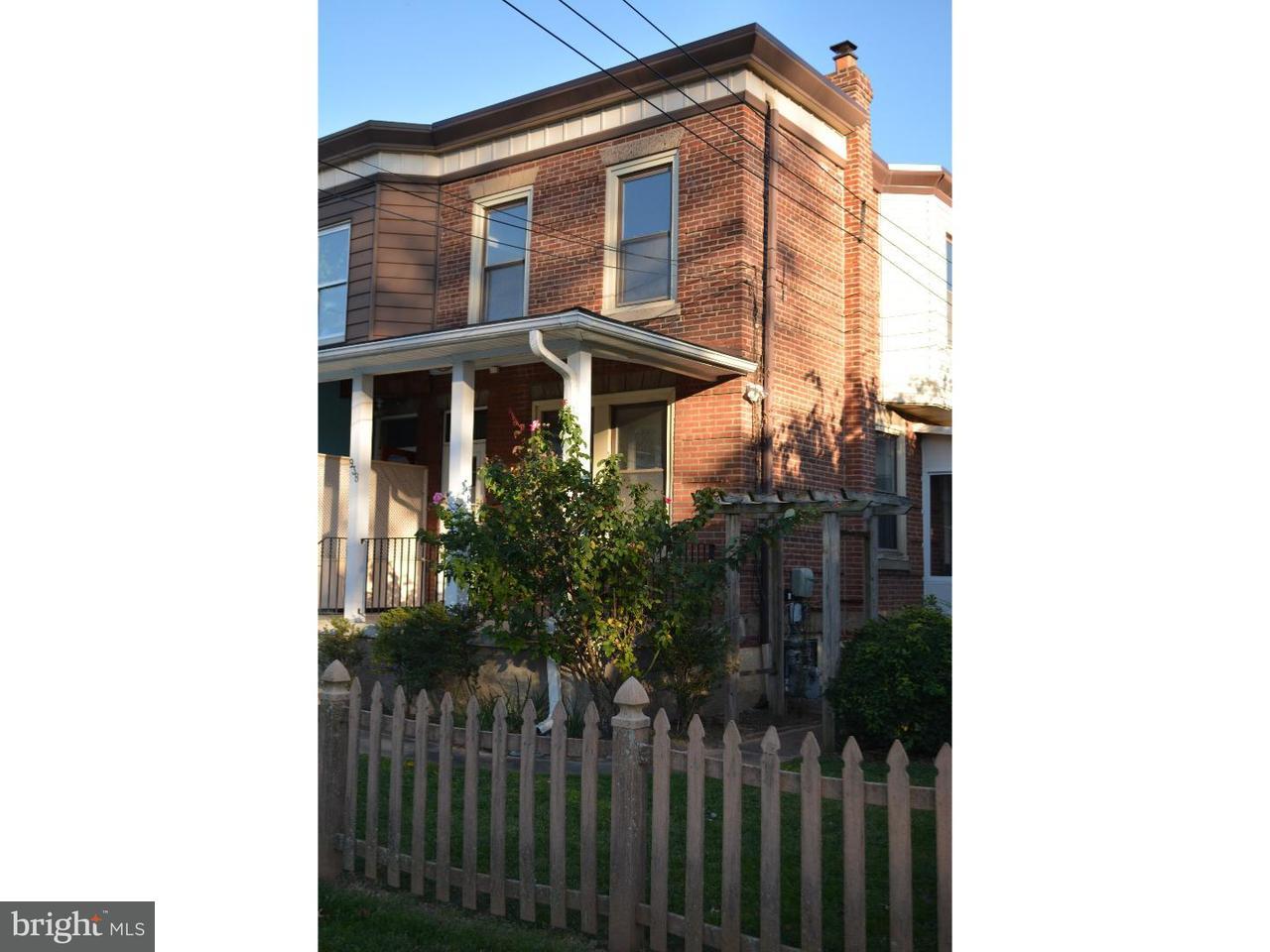 Casa unifamiliar adosada (Townhouse) por un Alquiler en 938 E PLEASANT Street Wyndmoor, Pennsylvania 19038 Estados Unidos