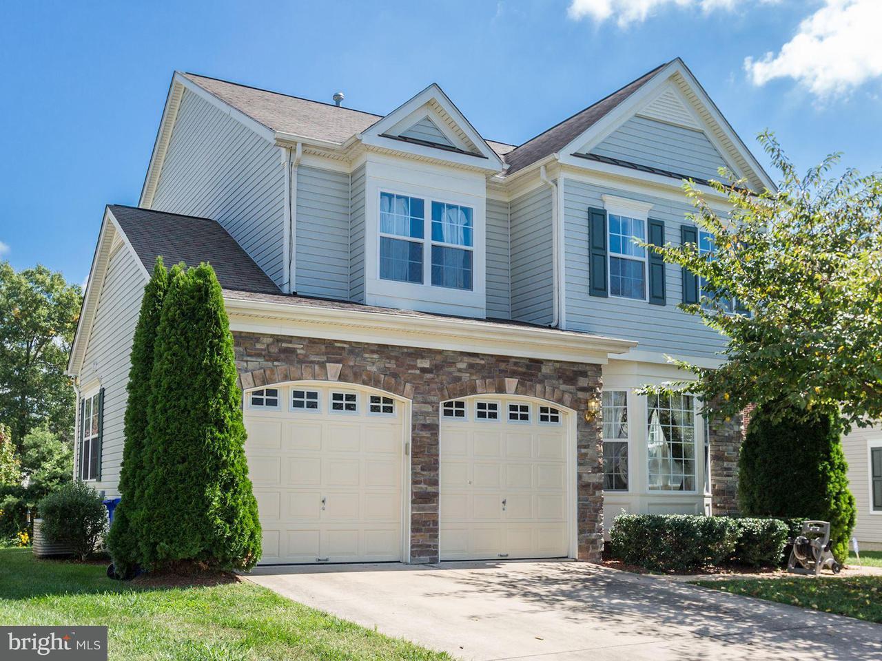獨棟家庭住宅 為 出售 在 10490 CARBERRY Court 10490 CARBERRY Court White Plains, 馬里蘭州 20695 美國