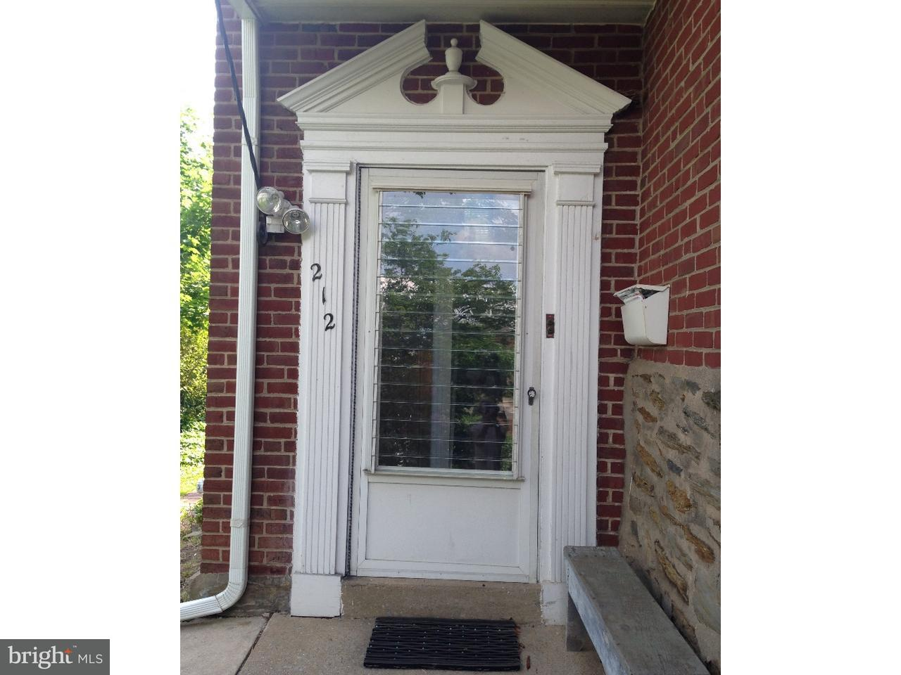 Townhouse for Rent at 214 GRAYLING Avenue Narberth, Pennsylvania 19072 United States