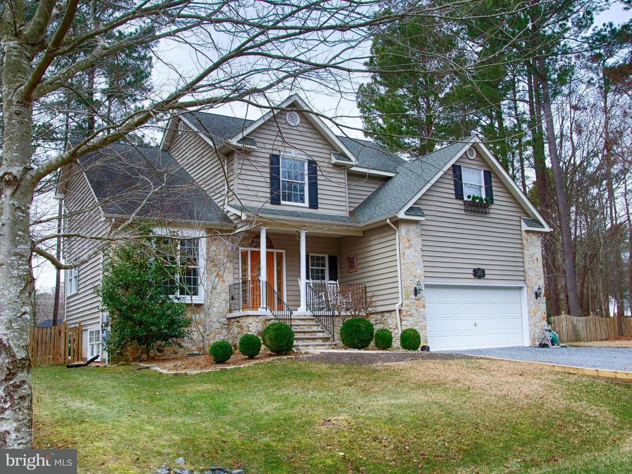 Частный односемейный дом для того Продажа на 13513 OSPREY Lane 13513 OSPREY Lane Dowell, Мэриленд 20629 Соединенные Штаты