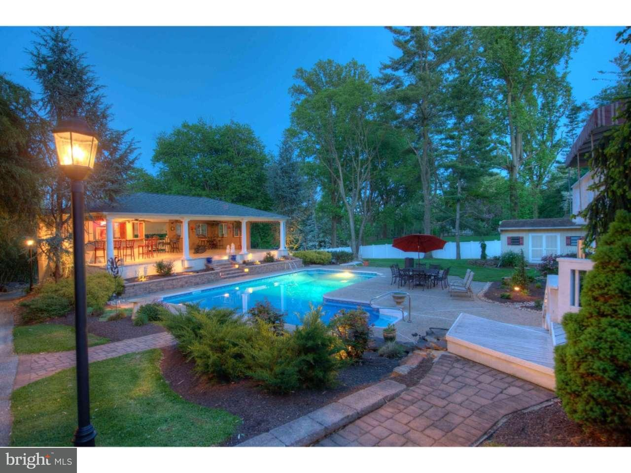 Single Family Home for Sale at 770 CROOKED Lane Gulph Mills, Pennsylvania 19406 United States
