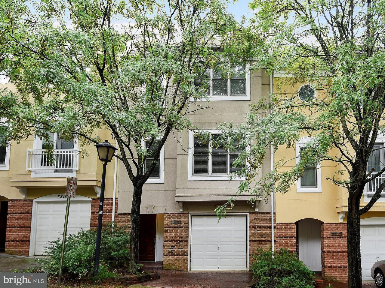 Townhouse for Sale at 3816 WOODLAWN Court 3816 WOODLAWN Court Alexandria, Virginia 22304 United States