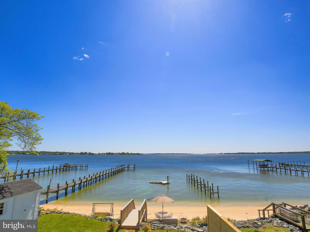 Single Family Home for Sale at 24163 PATUXENT BEACH Road 24163 PATUXENT BEACH Road California, Maryland 20619 United States