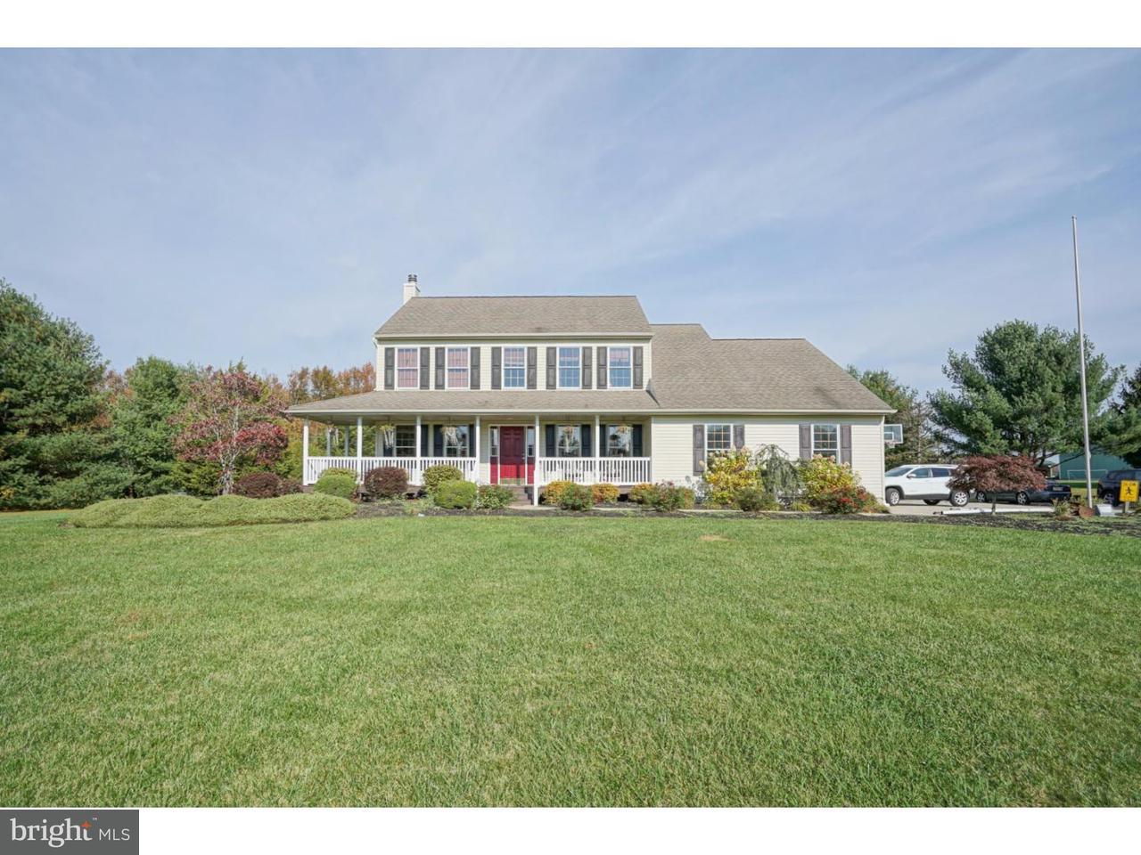 Частный односемейный дом для того Продажа на 100 UPPER NECK Road Elmer, Нью-Джерси 08318 Соединенные Штаты