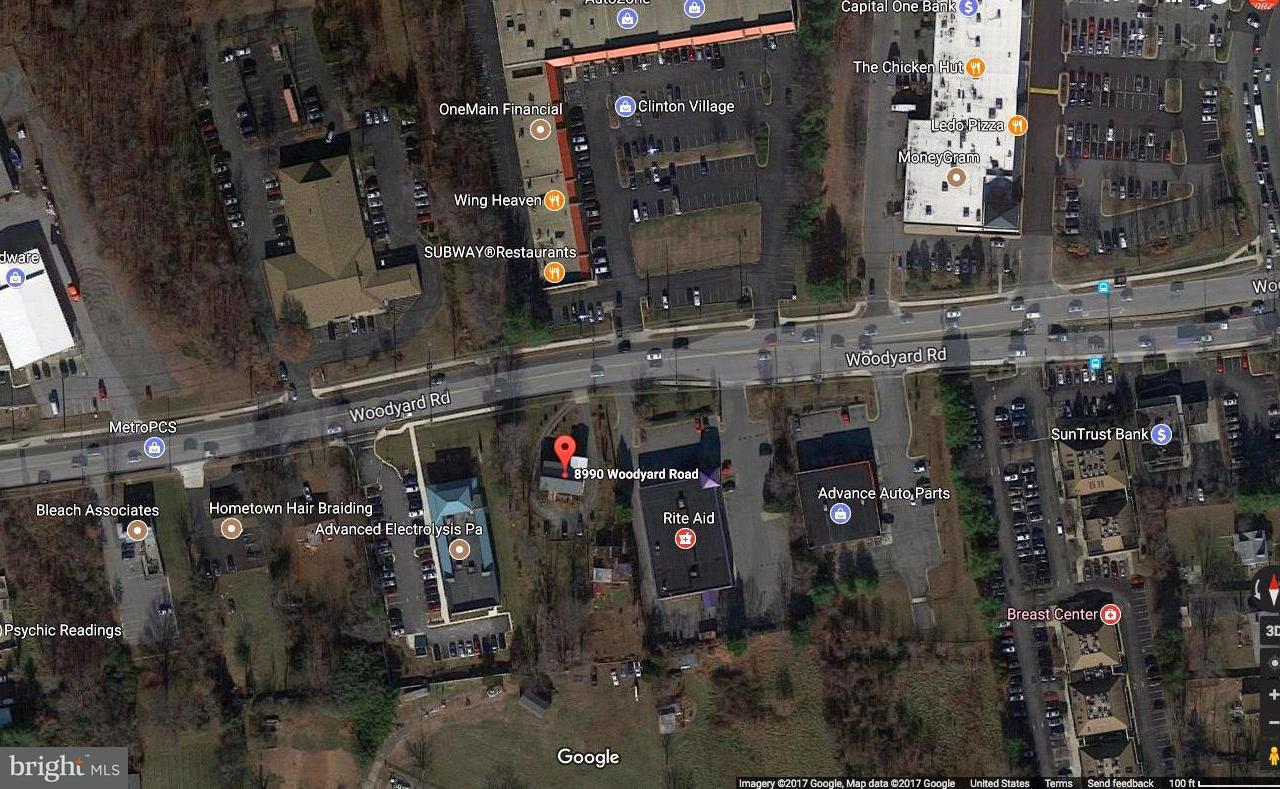 Commercial for Sale at 8990 WOODYARD Road 8990 WOODYARD Road Clinton, Maryland 20735 United States