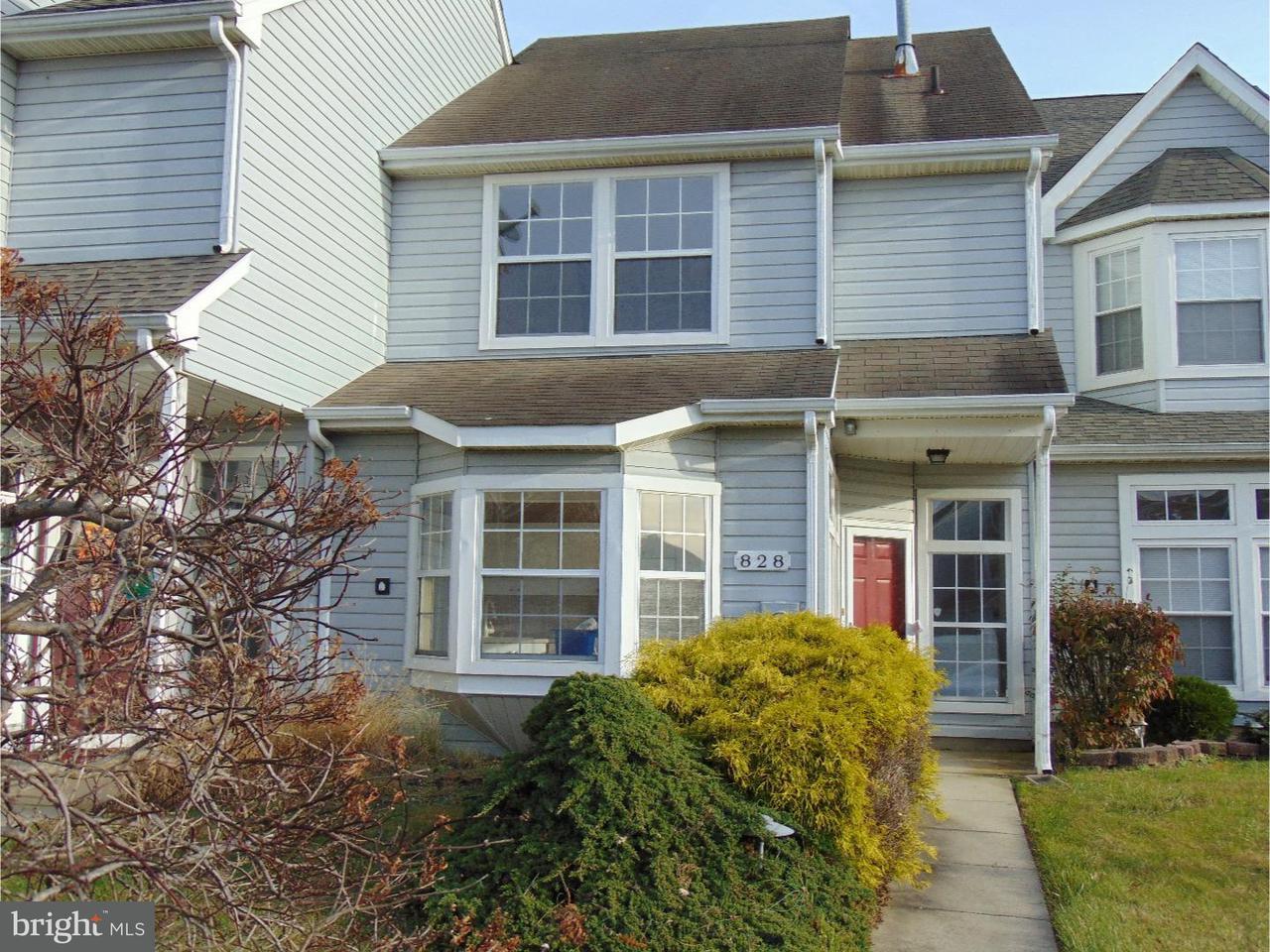 Maison accolée pour l à louer à 828 THOREAU Lane Williamstown, New Jersey 08094 États-UnisDans/Autour: Monroe Township