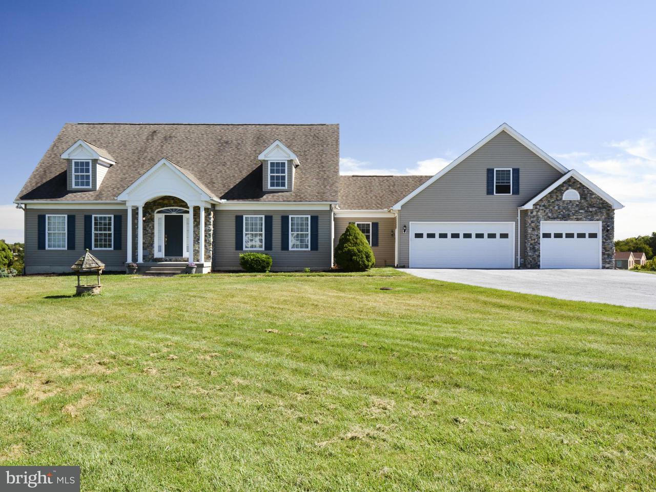 Частный односемейный дом для того Продажа на 3755 MAPLECREST Drive 3755 MAPLECREST Drive Knoxville, Мэриленд 21758 Соединенные Штаты