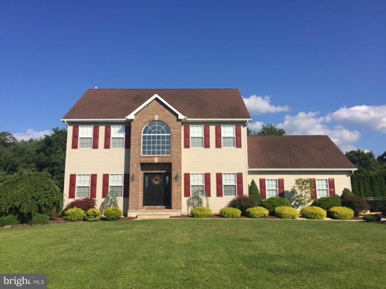 Casa Unifamiliar por un Venta en 9 MARIA Drive New Egypt, Nueva Jersey 08533 Estados Unidos